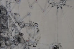 FoucaultTuschefeder-75-x-55-cm-2012