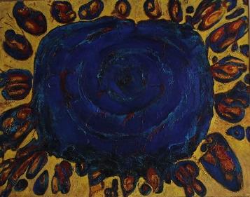Carmen-MeiswinkelSchoepfung-AZH-Hattingen-Schlamm-Oel-auf-Leinwand-150-x-150-cm-2002